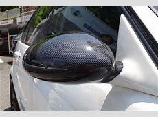 BMW E46 M3 Carbon Fiber Mirror Cover