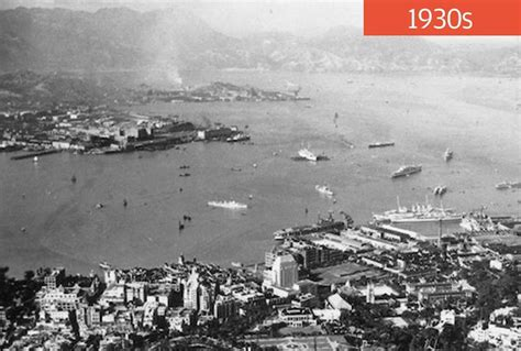 Then and now: photographs show Hong Kong harbourfront's ...