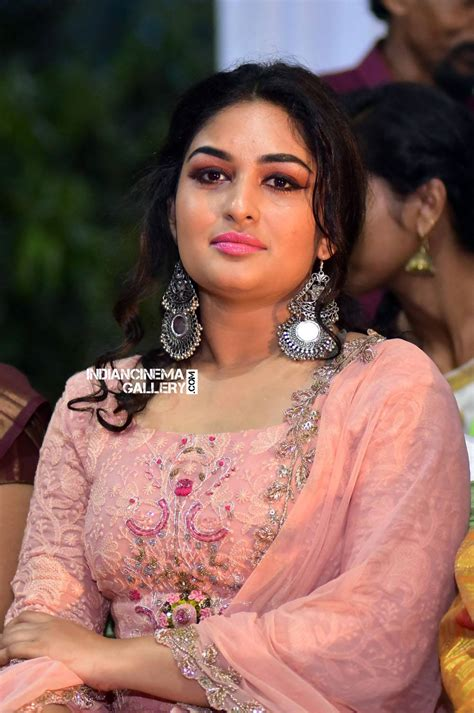 Prayaga Martin At Oru Murai Vanthu Parthaya Audio Launch 62021