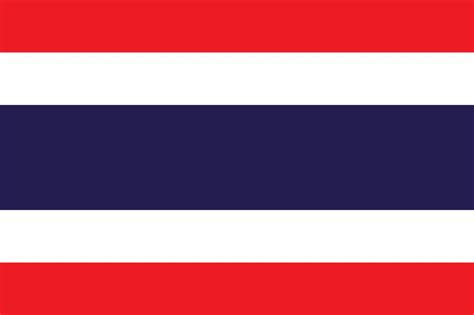 thailand flag icon country flags