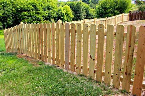 wood fences charlotte nc allison fencing company