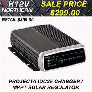 Projecta Idc25 Solar    Dc Charger