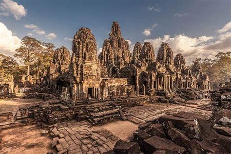 Cambodia Bayon Temple, Check Out Cambodia Bayon Temple