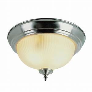 Trans globe easy install light flush mount atg