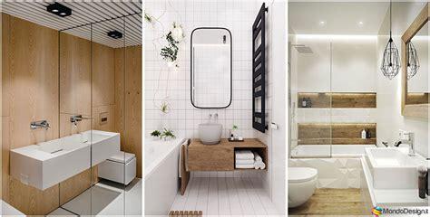 Bagni Bianchi Bagno Bianco E Legno 20 Idee Di Arredo Dal Design Moderno