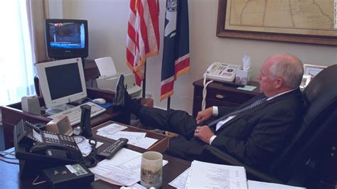 Photos Of Cheney, Bush From 911 Released For First Time