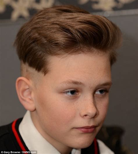 Hairstyles for 12 year old boys   Hair Style and Color for