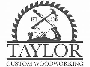 Taylor Woodworking Logo - Lehigh Valley Web Design Company
