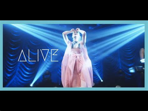 julianna zobrist alive official  video youtube
