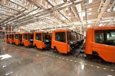 scania inaugurates manufacturing facility  india team bhp