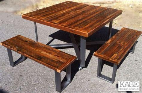 Custom Indoor Outdoor Rustic Industrial Modern Reclaimed
