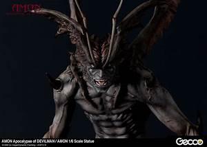 AMON: The Apocalypse of Devilman Statue – Plastic and Plush  Devilman