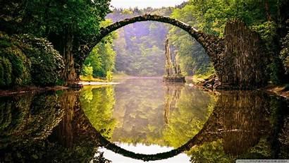 Bridge Landscape River Px Wallpapers Wallhere