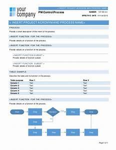 Process Documentation Template Julie Bozzi Oregon