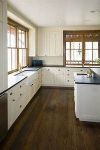 best 25 white farmhouse kitchens ideas on pinterest With kitchen colors with white cabinets with large farmhouse wall art