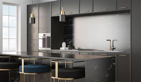 dark cabinets   small kitchen dream kitchen