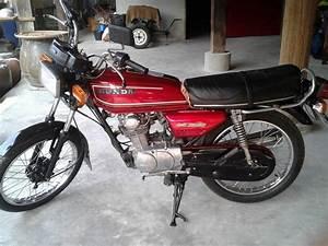 Honda Gl 100