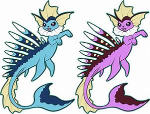 Gallery Pokemon Mega Vaporeon