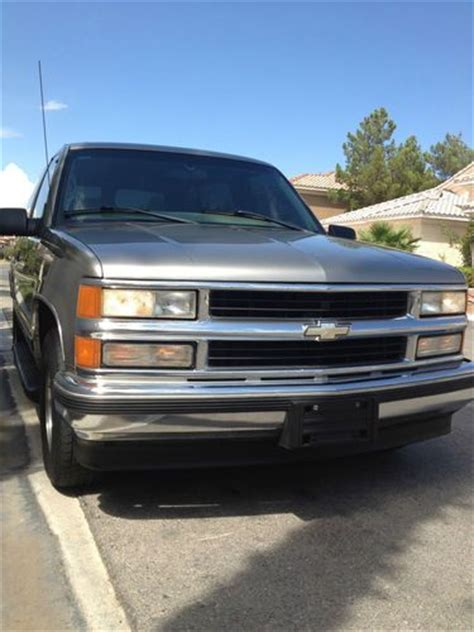 used table ls for sale purchase used 1999 chevrolet tahoe ls sport utility 2 door