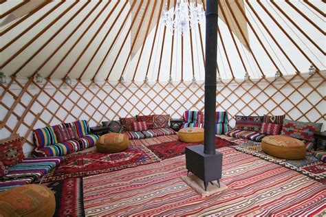 Yurt Hire Interior Packages