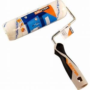 rouleau toute peinture pour mur et plafond dexter l220 With rouleau pour peinture plafond