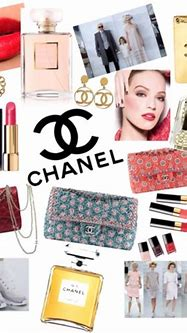 A Chanel collage I made on Polyvore #chanel #collage # ...
