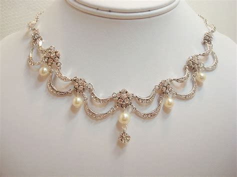 Wedding Jewelry Sets For Brides : Wearing Sustainably Made Wedding Jewelry
