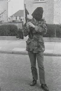Derry Northern Ireland IRA