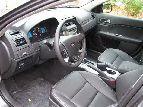 2010 Ford Fusion Hybrid Dashboard Lights