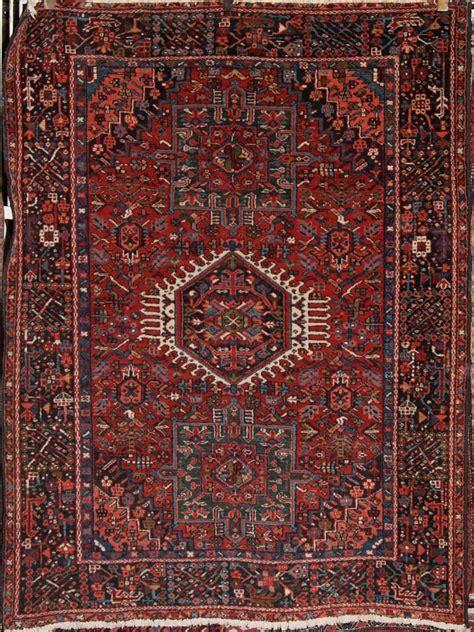 vintage rugs for antique gharajeh rug rugs more