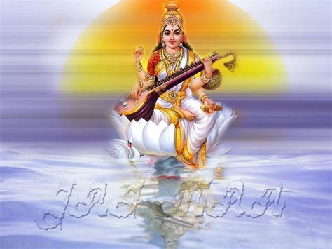 Animated Goddess Saraswati Wallpaper - maa saraswati hd wallpapers maa saraswati images maa