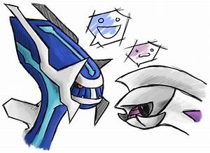 The gallery for --> Dialga And Palkia Love