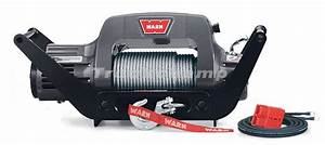Carrier And Wiring Warn Winch 65735 9500  9500   9 5ti