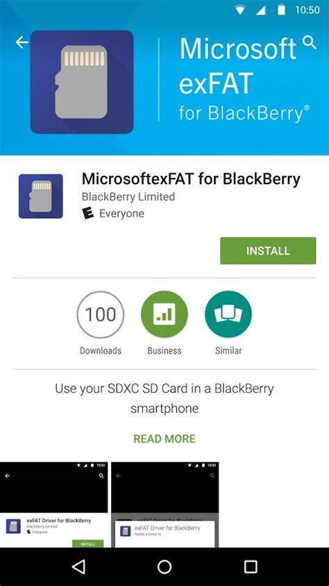 Microsoftexfat For Blackberry  Android Apps On Google Play