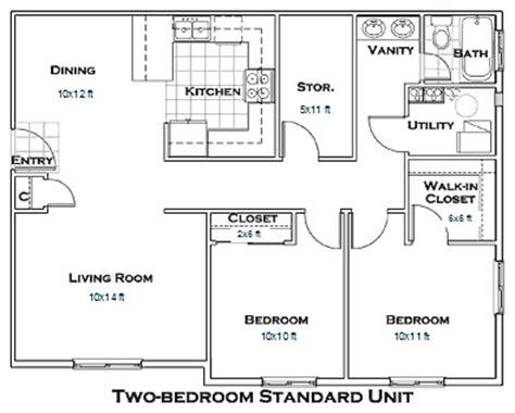 2 bedroom garage apartment floor plans 2 bedroom apartment floor plans cabin pinterest