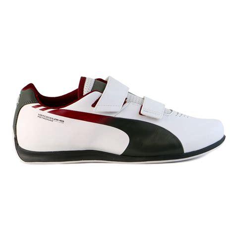 Puma formula 1 mens mercedes amg petronas motorsport t7 track jacket. Puma Mercedes evoSpeed 1.3 Lo Driving Fashion Shoe - Mens ...