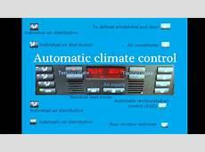 Automatic Climate Control 9703 BMW 5 SERIES E39 528I 525I