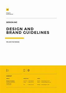 Brand Manual Guide By Egotype