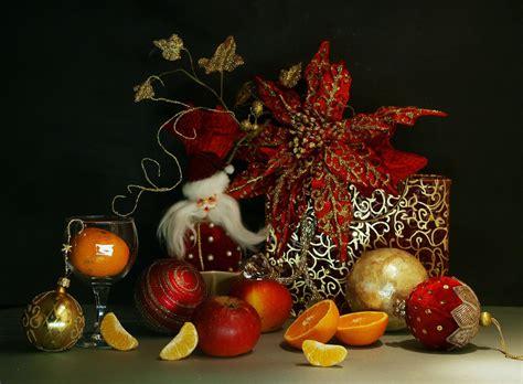 Скачать 2500x1840 новый год, рождество, праздник, санта ...