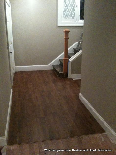 floor installation and review wny handyman