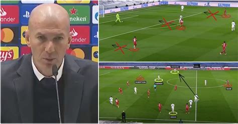 Real Madrid 3-1 Liverpool: Tactical analysis shows how ...