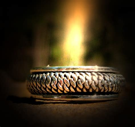 Amazing Powerful Voodoo Shaman Ring