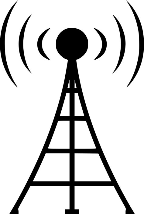 cell tower phone svg png icon free 489041 onlinewebfonts