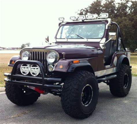 Used Jeeps In Louisiana by Used Jeeps For Sale In Louisiana Sell Used 1973 Cj5 Jeep