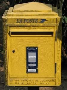 Boites Aux Lettres La Poste : la boite aux lettre du jas de violaine suite avec ciq ~ Dailycaller-alerts.com Idées de Décoration