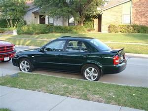 2003 Mazda Protege - Pictures