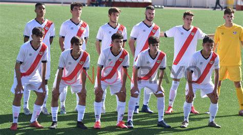 Resultados de los equipos del Rayo Vallecano este fin de ...