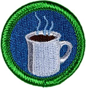 """Best day ever coffee coupons. Amazon.com: Coffee Drinking Novelty Merit Badge - 1.5"""" Embroidered Patch with Adhesive Backing ..."""
