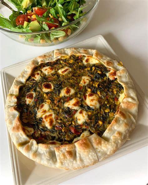Tartë me perime dhe petë sfoliatë - Konica.al