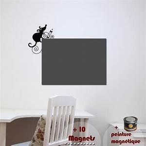 Papier Peint Sticker : papier peint magn tique peinture magn tique avec sticker ~ Premium-room.com Idées de Décoration